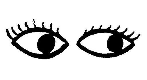 Dibujos De Ojos Para Colorear Para Ninos Imagui Ojos Para