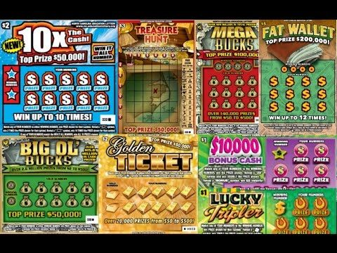 Lottery Ticket Compilations *NC Lottery*