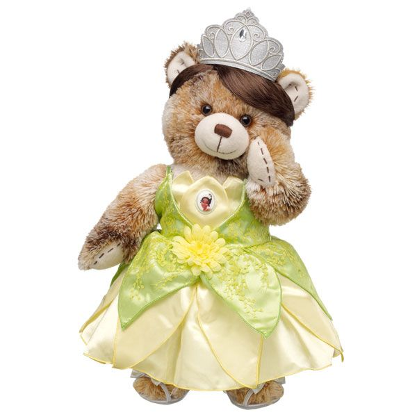 8304bda07cf  51.00 Tiana Champ - A Champion Fur Kids™ - Build-A-Bear Workshop US ...