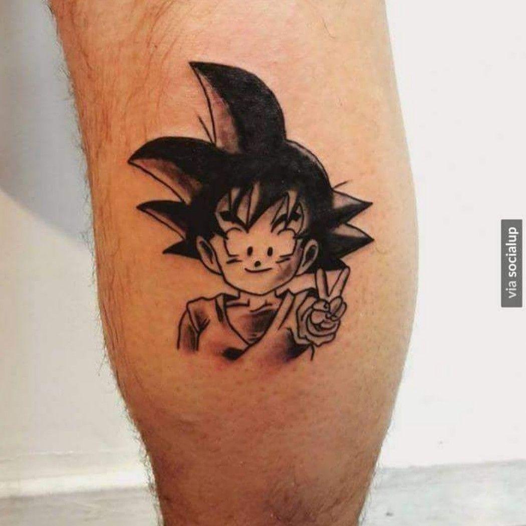 Goku Dragonball Tattoo Z Tattoo Dragon Ball Tattoo Dbz Tattoo