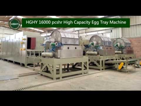 Hghy 16000 Pcshr High Capacity Egg Filler Flat Plant Egg Fillers Eggs Plants