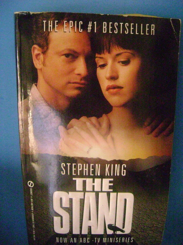 The Stand By Stephen King Movie Tie In Edition 0451179285 Signet First 1991 Stephen King Movies Stephen King Tv Miniseries