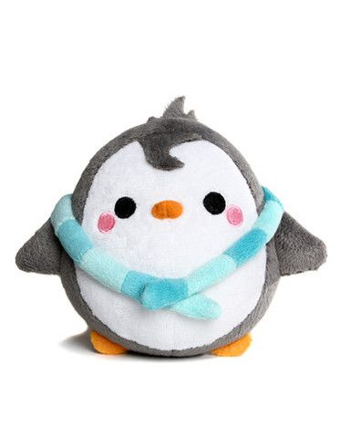 Penguin Plush From Oborocharms One Of The Cutest Things I Ve Ever