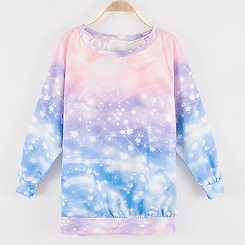 OMG i would totally wear this! its adorable! i <3 the colors :)