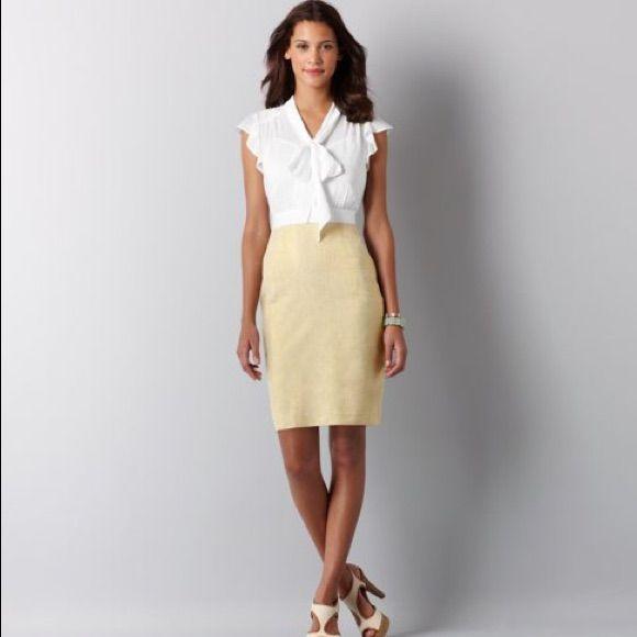 Ann Taylor Loft Petite Dress