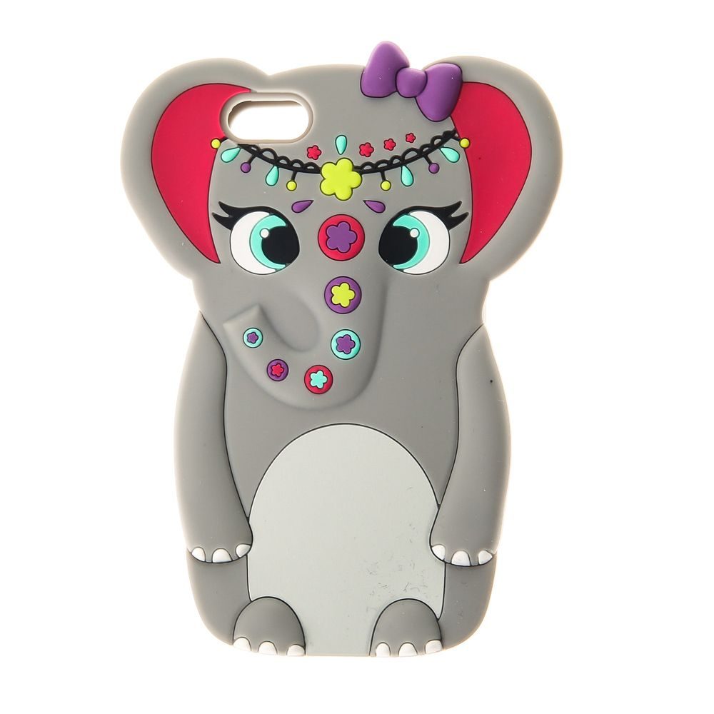 iphone 7 silicone case elephant