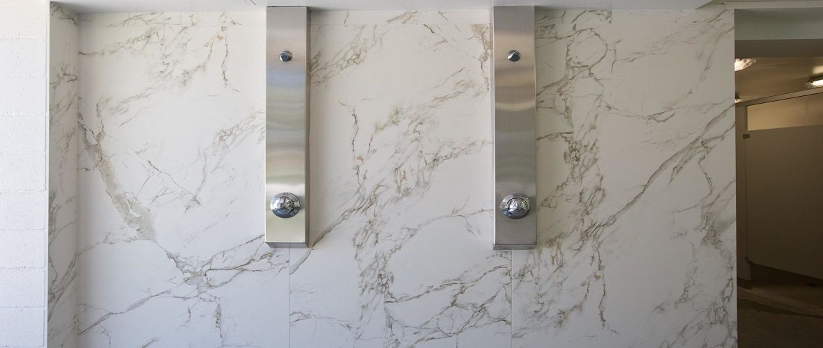 Pin By Mkw Surfaces On Dekton Library By Mkw Surfaces Shower