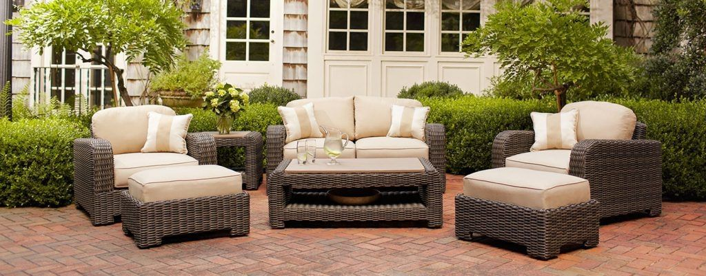 Patio Furniture For Your Outdoor Space By The Home Depot Home Depot Usa Patio Furniture Home Depot Usa Patio Patio Design Outdoor Patio Furniture Patio Layout