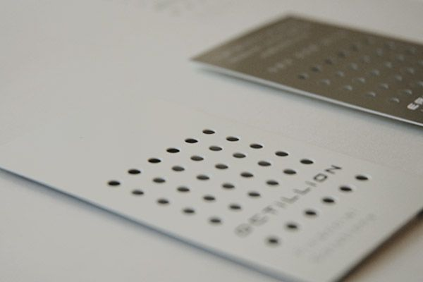 Die-Cut Business Cards & Letterheads #diecut #businesscards #letterheads     www.elevenct.co.za
