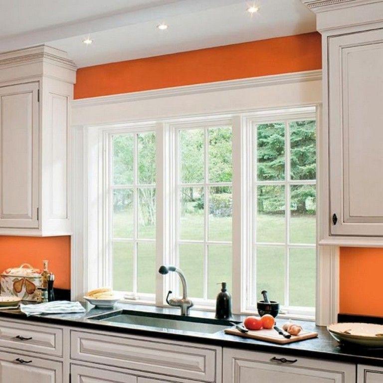 94+ Lovely Kitchen Window Design Ideas Kitchen Decor Pinterest