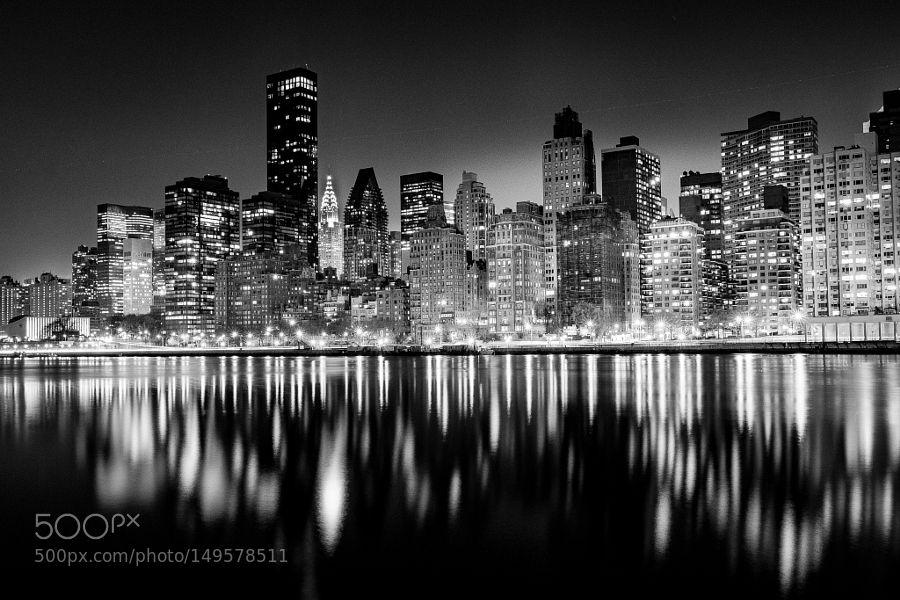 Chrysler Building New York City by preston_ehrler