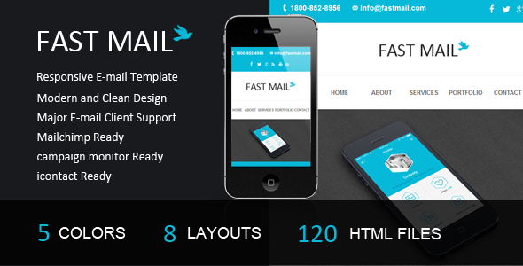 This Deals Fast Mail Responsive E Mail Templatethis Site Is Will