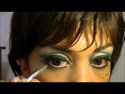 Maquillaje Anos 70s Para La Noche De La Nostalgia Maquillaje Noche De La Nostalgia Belleza
