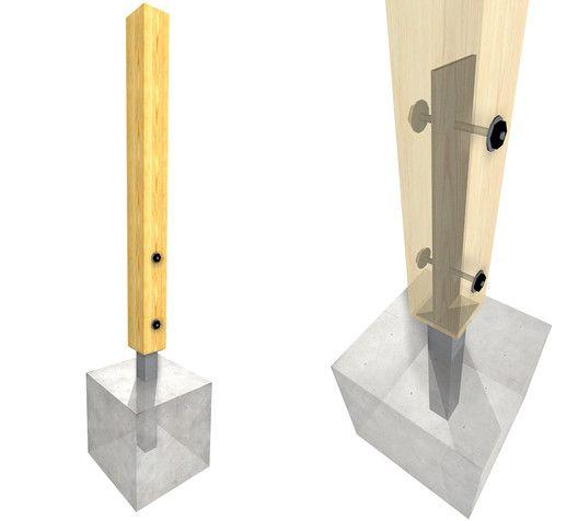 M90 for 90 mm pillars