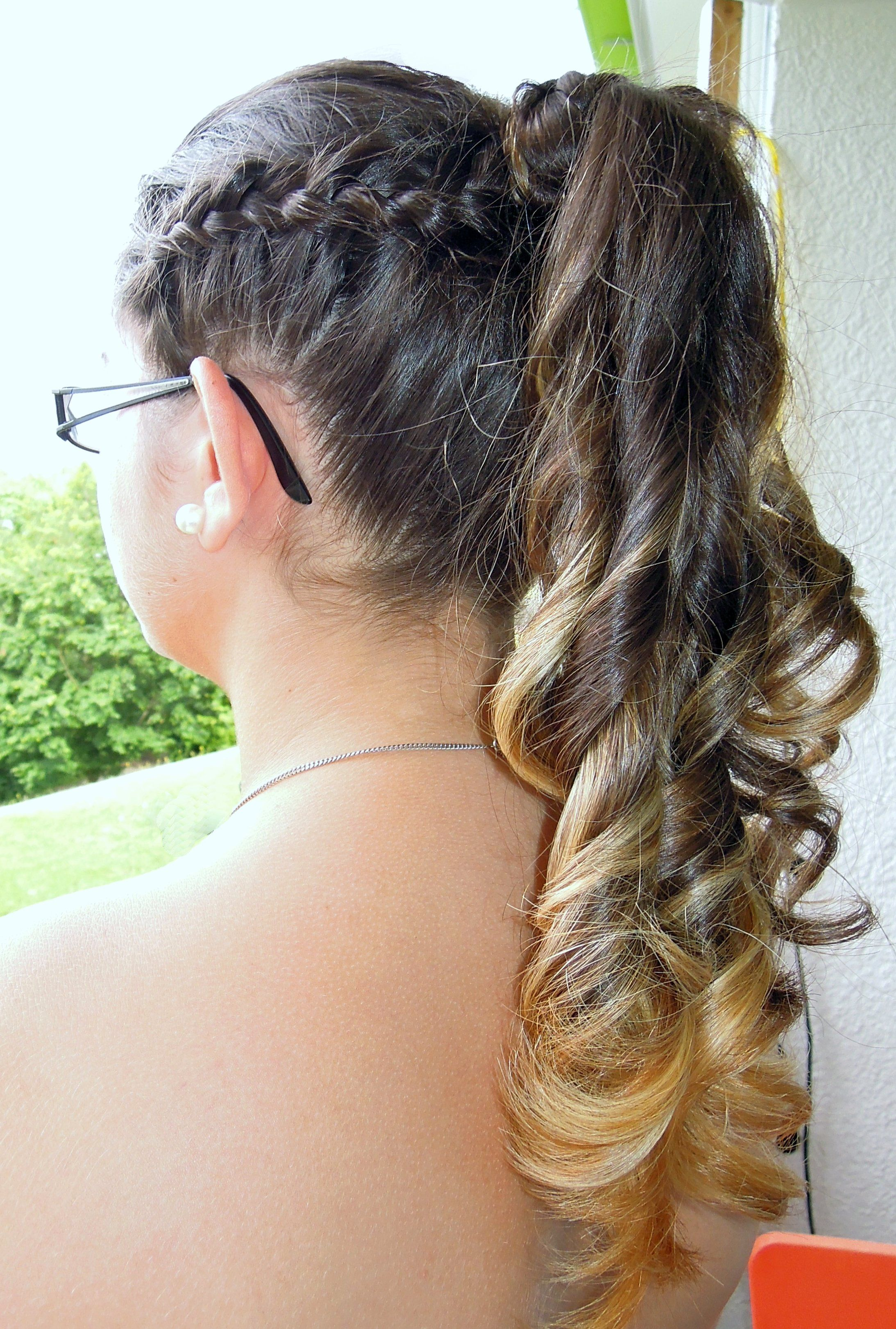 braid #locken #wedding #zopf #flechten  Flechtfrisuren
