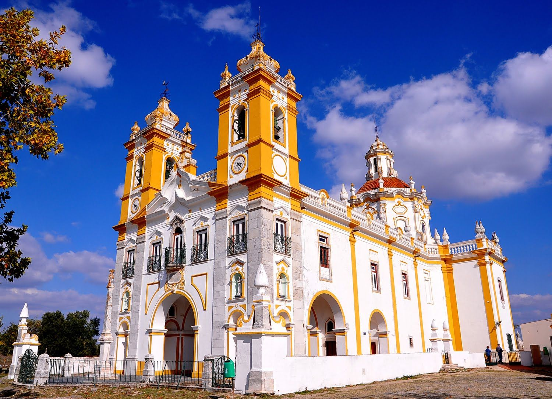 igreja matriz de nossa senhora do alentejo