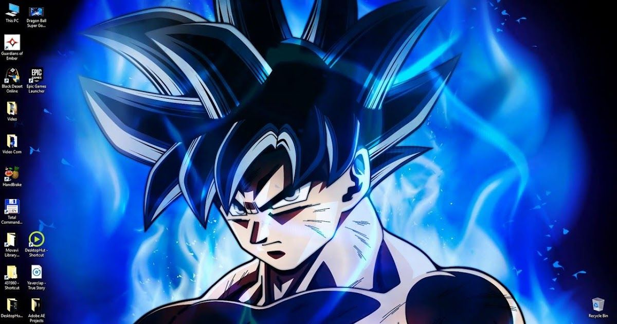 28 Wallpaper Animado Pc Anime Dragon Ball Super Goku 4k Live Wallpaper Desktophut Download Best Anim In 2021 Goku Wallpaper Anime Wallpaper Anime Wallpaper Iphone