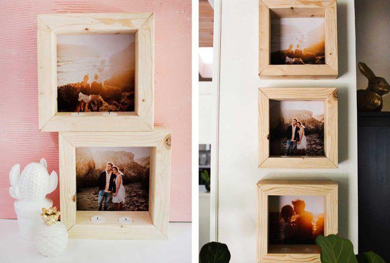 25 Best Diy Picture Frame Ideas Beautiful Unique And Cool Picture Frame Decor Frame Decor Picture Frame Designs