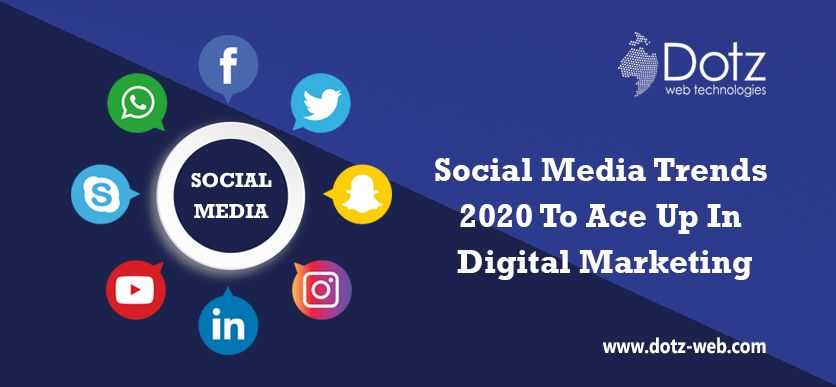 2020 Social Media Trends.The Social Media Is A Wide Platform That Grows Each Day And