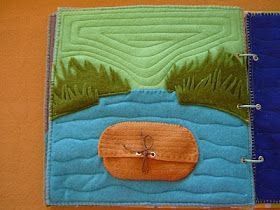 Moses - Sewing Belle: Quiet Book