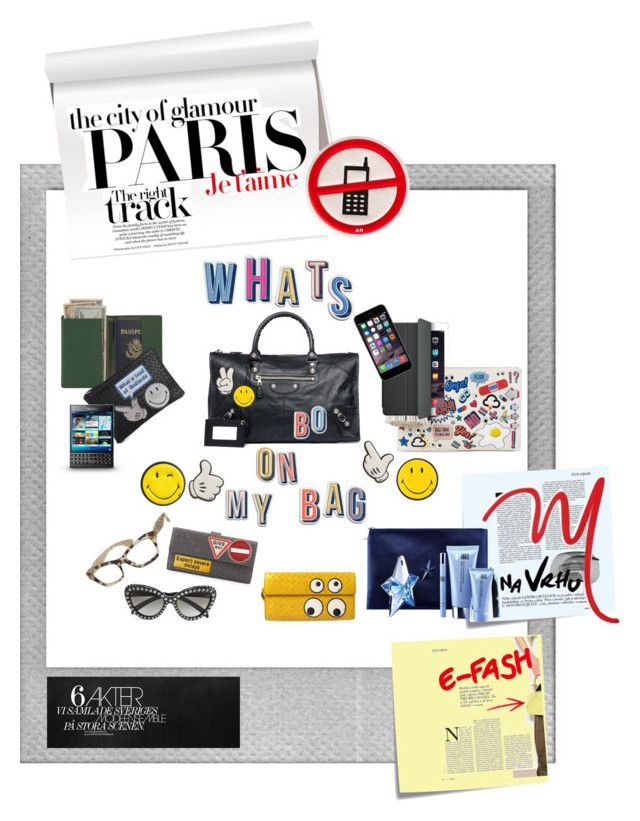 """""""What's On My Bag"""" by olladipo on Polyvore"""