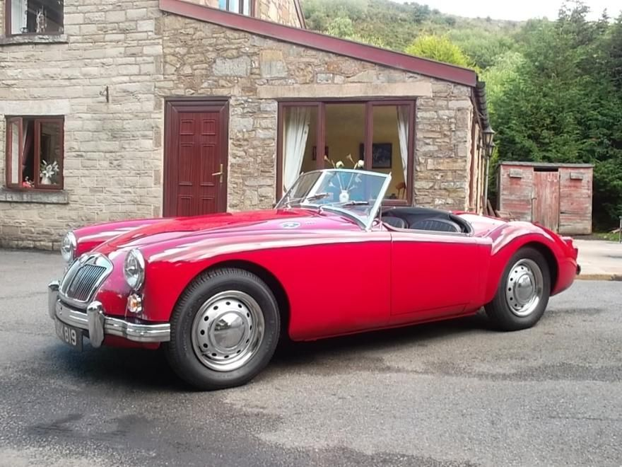 MG MGA ClassicCarsForSale.co.uk | MG Cars | Pinterest | Cars and ...