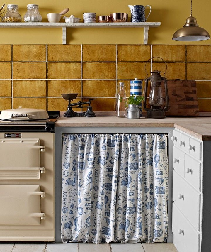 Catania™ Ochre Tile (With images)   Trendy farmhouse ...