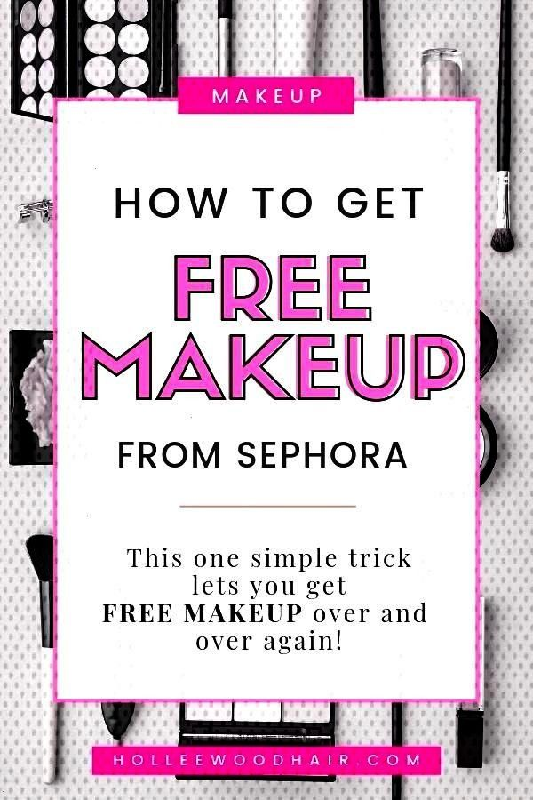 does FREE MAKEUP FROM SEPHORA sound What if I told you that using this super easy trick to keHow does FREE MAKEUP FROM SEPHORA sound What if I told you that using this su...