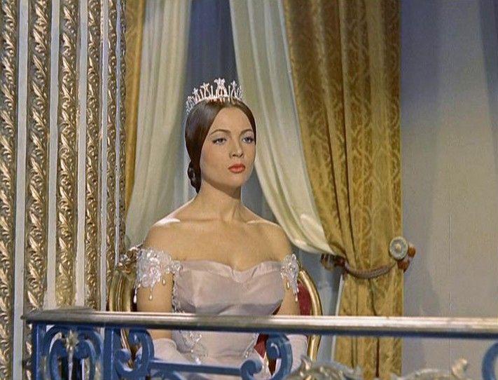 """""""Продавщица фиалок"""" (1958)"""