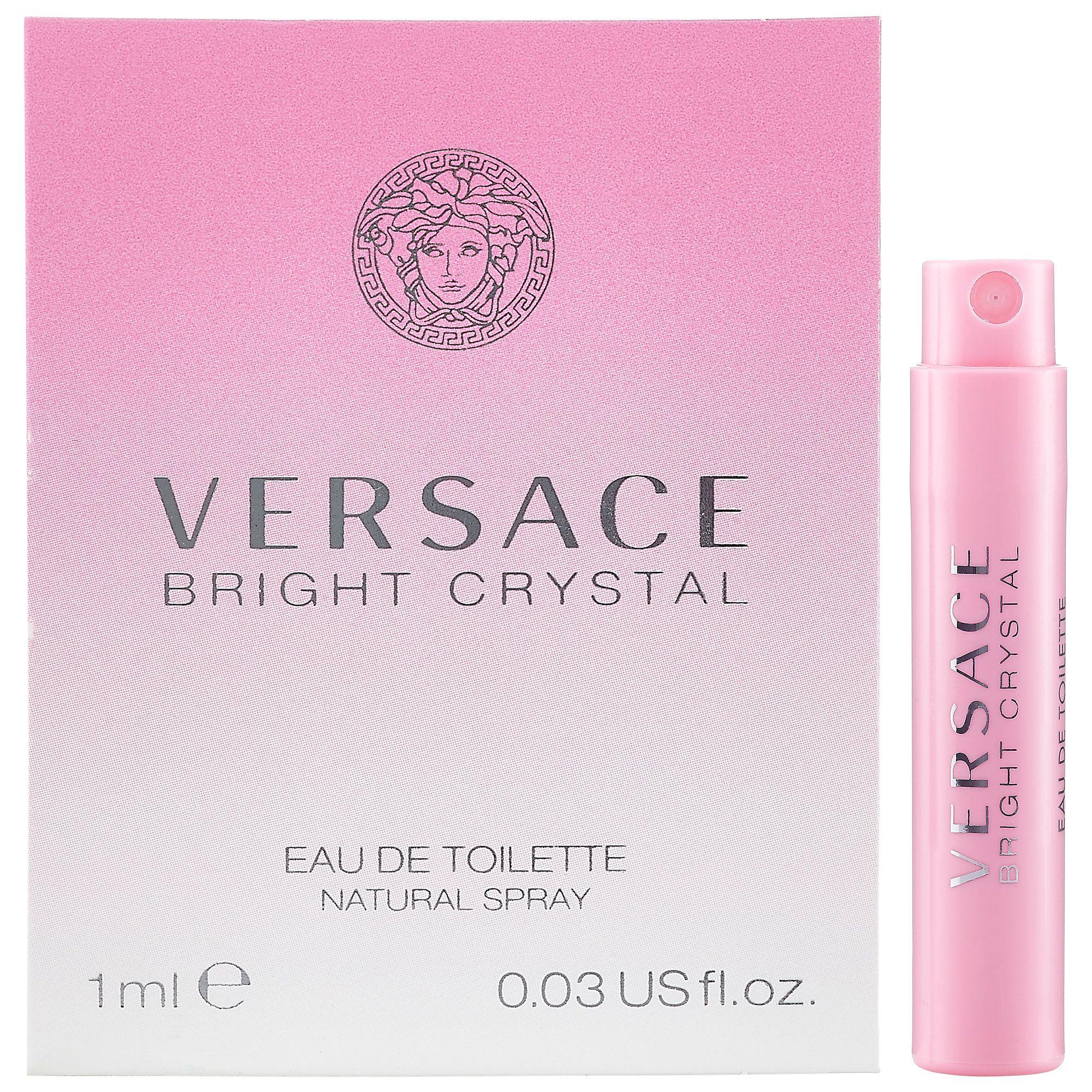 versace perfume samples