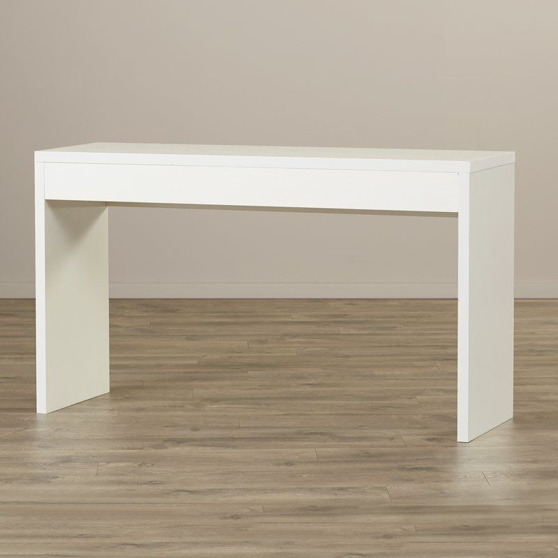 Pleasing Haught Console Table In 2019 Final Living Room Console Bralicious Painted Fabric Chair Ideas Braliciousco