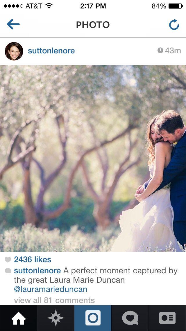 Sutton Foster Looking Gorgeous On Her Wedding Day Sutton Foster Scenes Photo