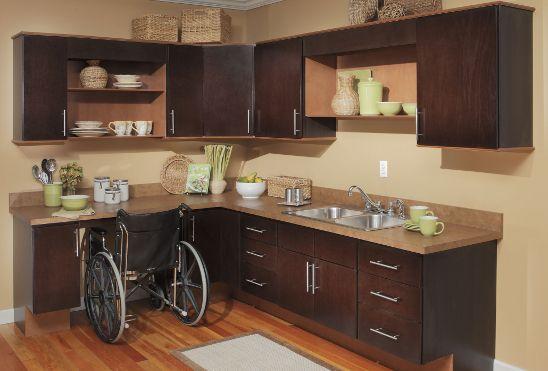 ada kitchen cabinets ada kitchen cabinets   cottage   pinterest   light hardwood floors      rh   za pinterest com
