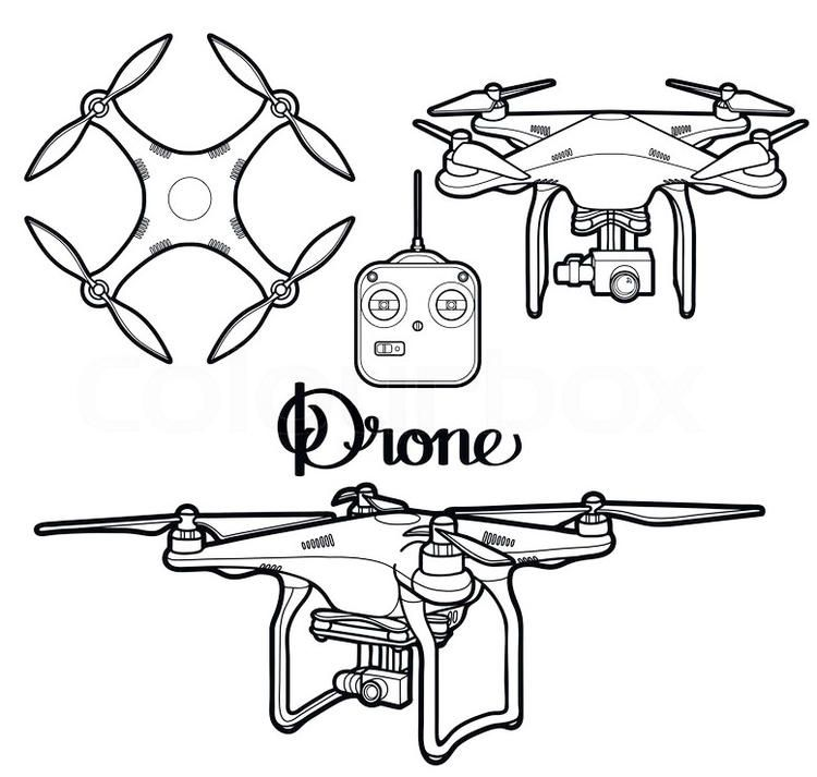 Uav Drone Coloring Page Dolphin Coloring Pages Coloring Pages Pokemon Coloring Pages