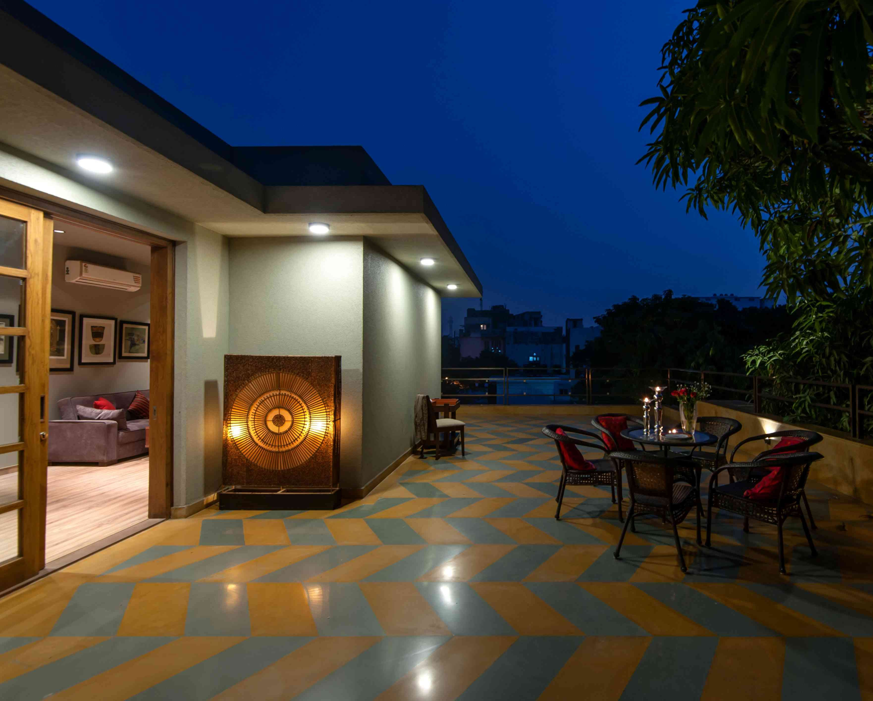 By Designer Abhigyan Neogi With Images Balcony Design