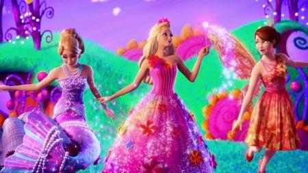 Barbie In The Secret Door Barbie Wallpapers And Images Desktop Filmes Da Barbie Belas Sereias Barbie Filmes