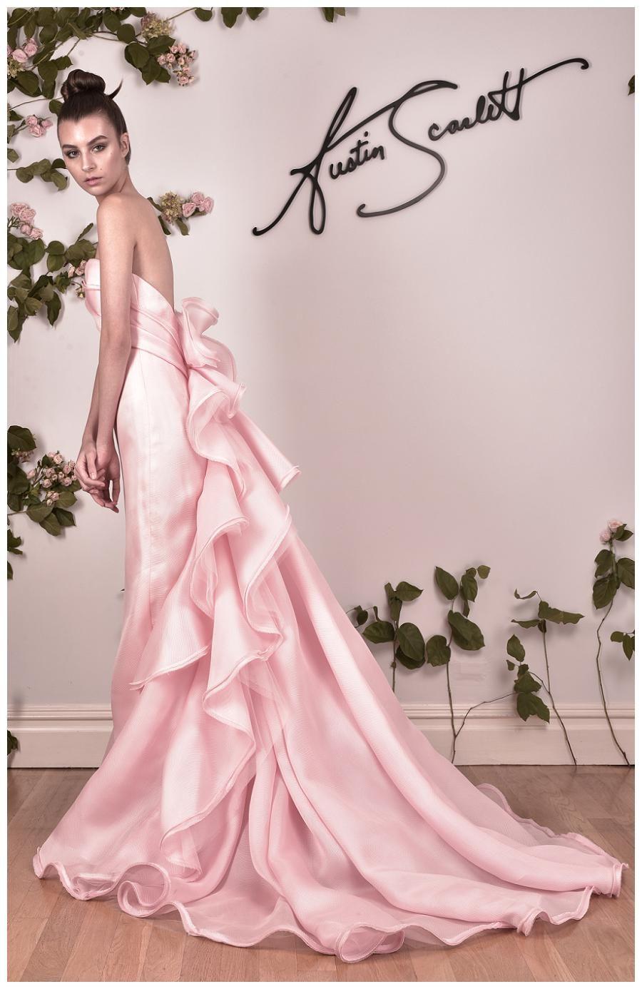 Asombroso Vestido De Novia Austin Bosquejo - Colección de Vestidos ...
