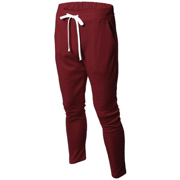H2H Mens Fashion Lightweight Sweatpants with Various Colors ($20) via Polyvore featuring men's fashion, men's clothing, men's activewear, men's activewear pants, mens sweat pants, mens sweatpants, mens lightweight sweatpants, mens activewear and mens activewear pants