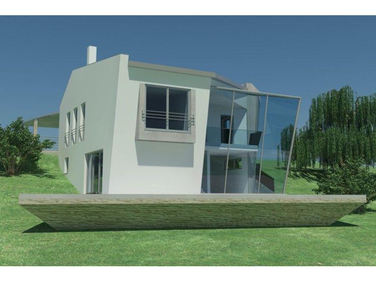 PROMA III - #Einfamilienhaus von STIMMO Hausbau GmbH | HausXXL ...