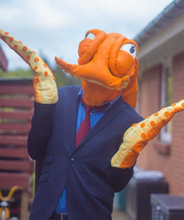 Octodad Cosplay Cosplay Cosplay Cosplay Costumes Cosplay Outfits
