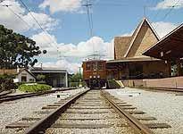 Bondinho e Estrada de Ferro