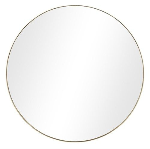 bba0e3d256ef16 Round overzized Milly mirror from Lene Bjerre (Ø 100 cm)   Furniture ...