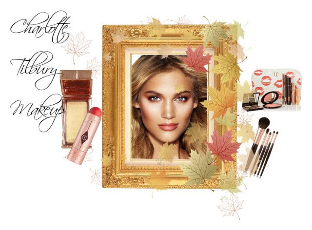 """""""Charlotte Tilbury Makeup"""" by alibaba-i ❤ liked on Polyvore featuring beauté et Charlotte Tilbury"""
