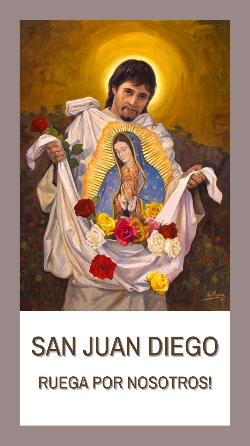 San Juan Diego Catholic Priest Catholic Images San Juan