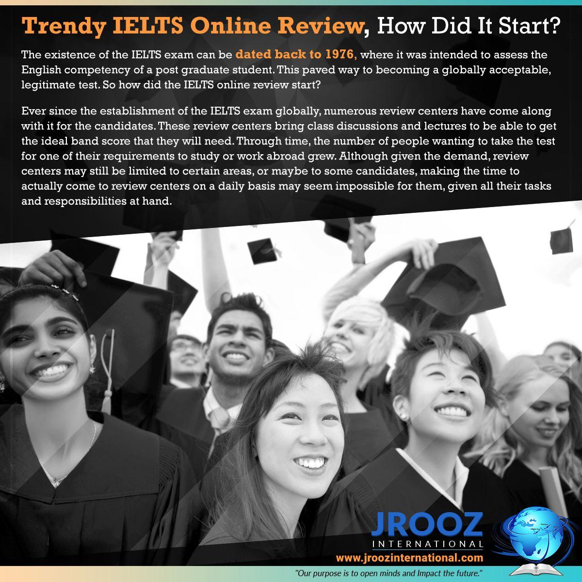 Trendy IELTS Online Review, How Did It Start? #jroozinternational #ieltsonlinecourse #ieltsonlinepreparation #ieltsonlinereview #ieltsonline #ieltsonlinetraining #ieltsonlinecoaching
