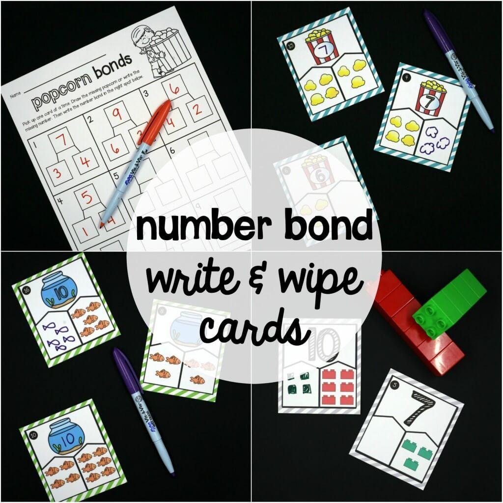 Number Bond Activity Pack