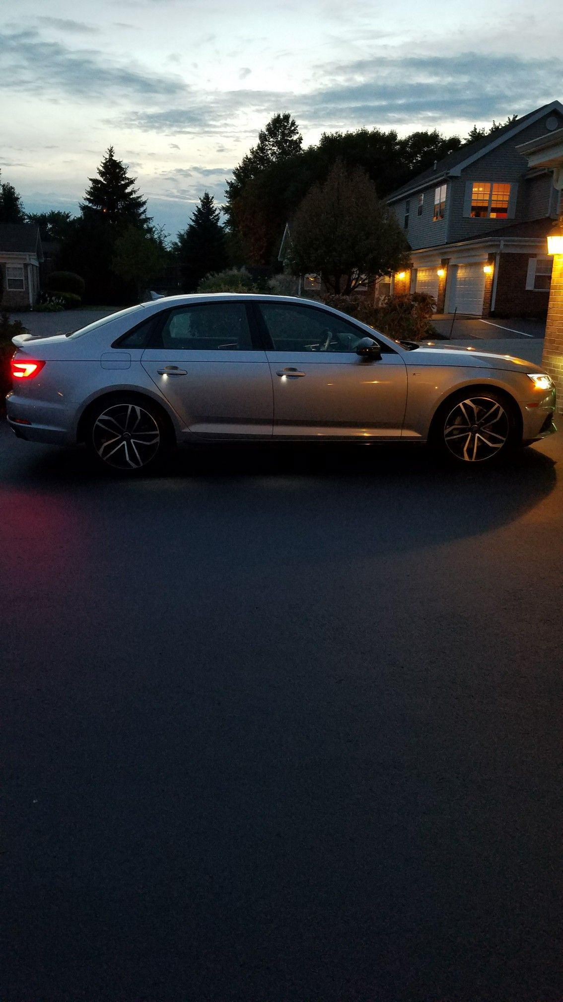 Our 2017 Audi A4 Black Opt Addition One Of 2 Made Car Goals