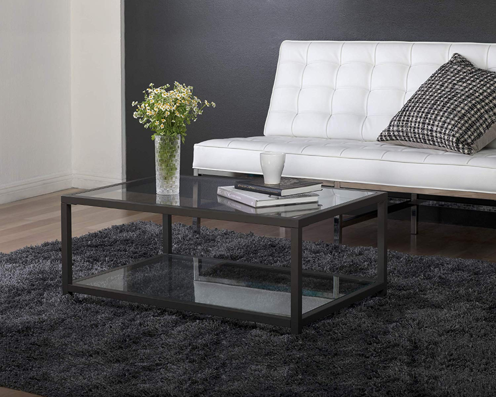 Hacks for making the most of your small space. Coffee table
