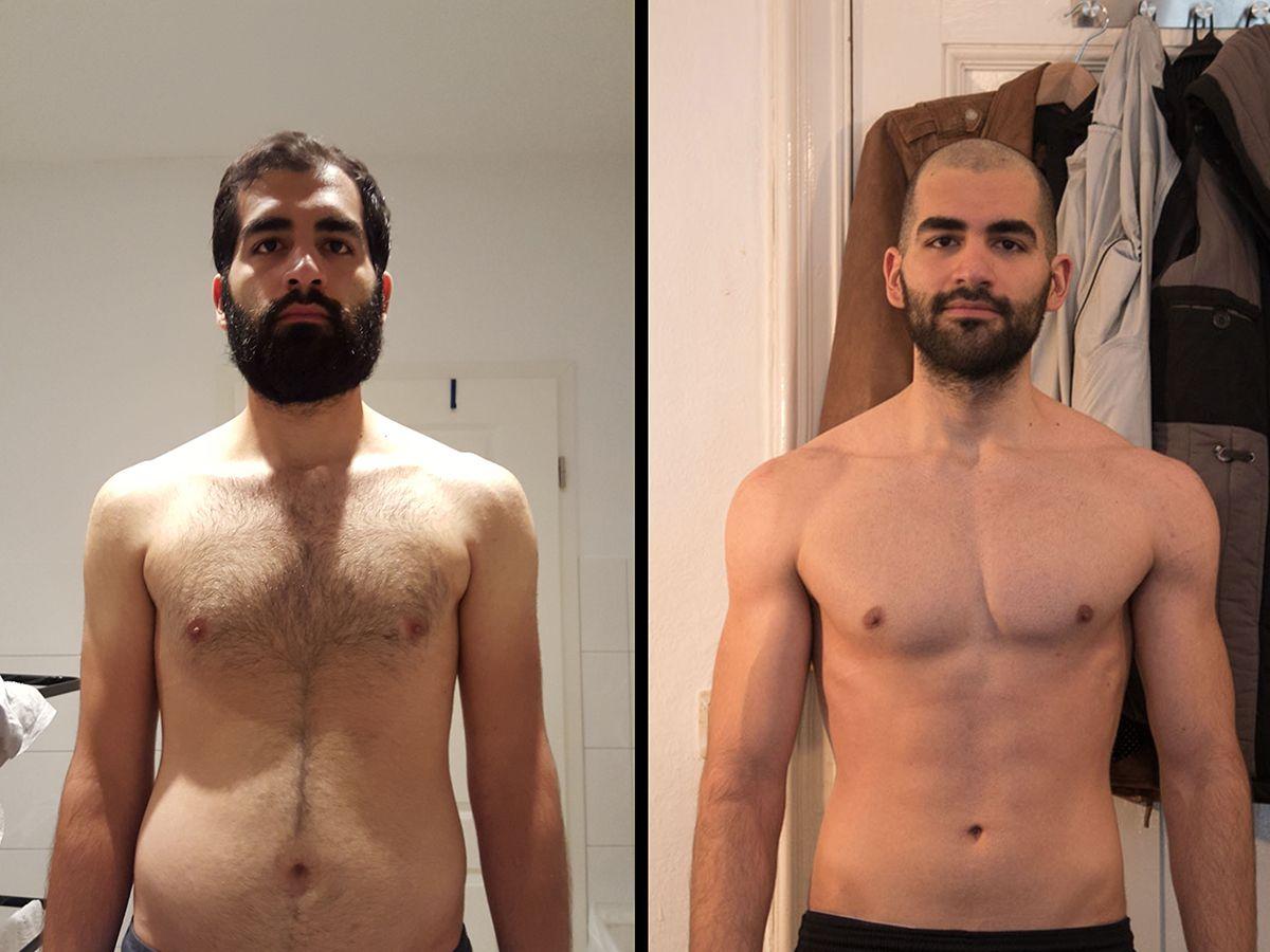 Nutrition muscle gain freeletics