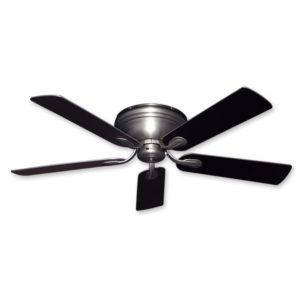 Outdoor Flush Mount Ceiling Fan Without Light